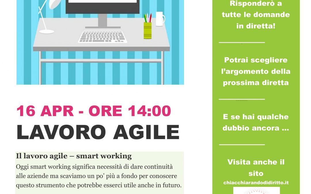 Lavoro agile